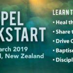 Gospel Kickstart Auckland 22-24 March 2019
