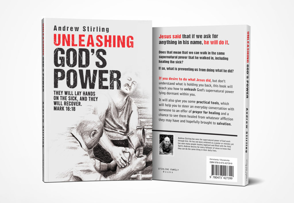 Unleashing God's Power by Andrew Stirling